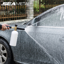 Car Washer Foam Gun Foamer For Karcher K Sprayer High Pressure Cleaner Soap Snow Lance Portable Wash Auto Nozzle Generator Door