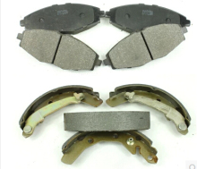STARPAD for Chery front brake pads brake blocks after the brake pads brake shoes