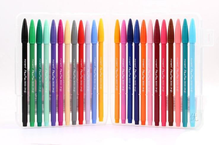 Canetas Gel monami mais caneta 3000 aquarela Utilização : Caneta para Escritório e Escola