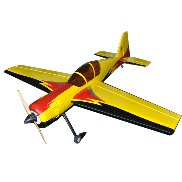 Hobbyking YAK54 EPO - YouTube