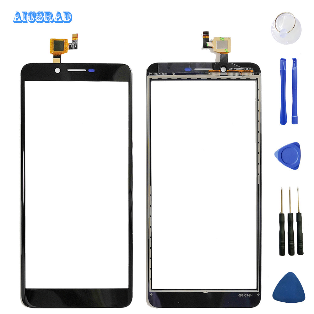 Aicsrad Glass-Panel Touch-Screen Doogee X60l 60--Tools for 100%Guarantee Original