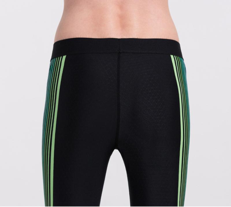 Hot Sales! New Push-up Leggings Summer Men Women Skinny Elastic Patchwork Print Sporting Leggings Pants Fitness Clothing 15