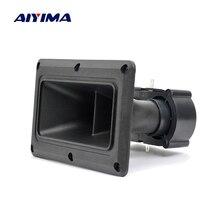 AIYIMA 2 шт пьезоэлектрический высокочастотный громкоговоритель керамический динамик s 163X95 мм динамик Рог пьезоэлектрический двухголовочный драйвер зуммер сценический динамик DIY