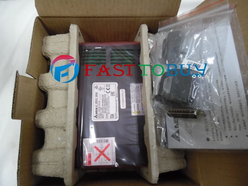 CNC 1.5KW AC Servo Motor Drive kits Delta 220V 7.16NM 2000RPM 130mm Oil Seal brake with 3M cable ECMA-E21315SS+ASD-B2-1521-B new original 9 4a 1 5kw 7 2nm 2000rpm hg sr152j mr j4 200b oil seal ac servo motor drive kit