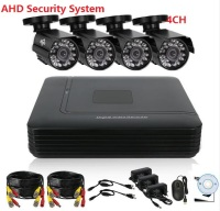720P AHD 2 3 4CH CCTV System 4CH Mini DVR HVR NVR 3in1 DVR For CCTV