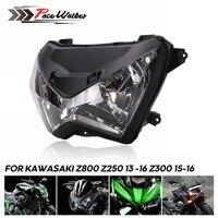 Motorcycle Headlight Headlamp Head Light Lamp Assembly For Kawasaki Z300 2015 2016 Z800 Z250 2013 2016