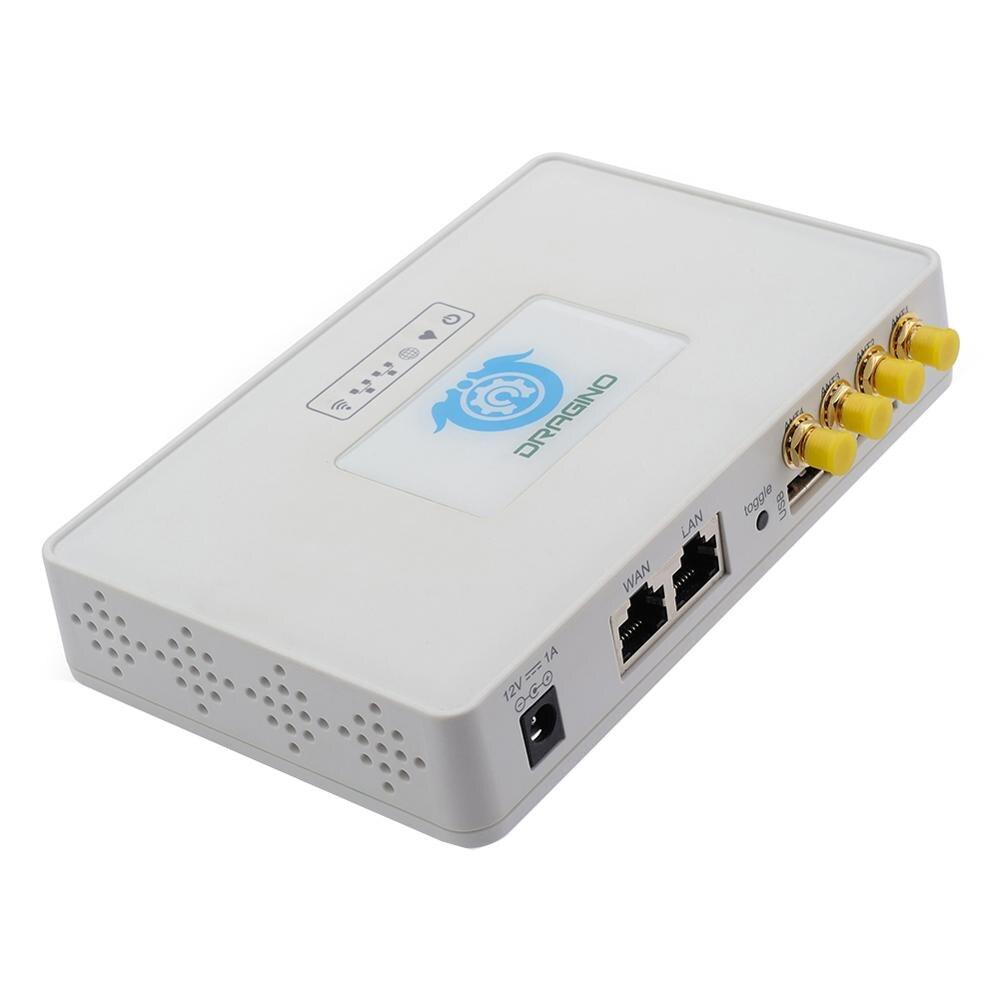 Dragino LG308 Indoor LoRaWAN Pico Gateway 868MHz / 915Mhz Wireless Wifi SX1301 Built-in LoRaWAN Server IOT Internet Of Things