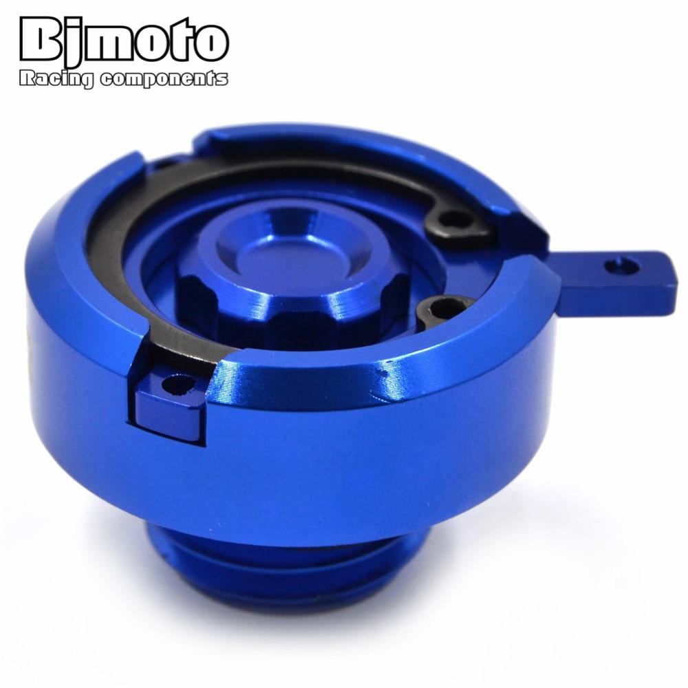 BJMOTO Motorcycle M20*2.5 CNC Magnetic Engine Oil Cup Screws For Honda CBR 600 F2,F3,F4,F4i CB600 HORNET GROM MSX 125 CB650F