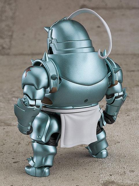 Anime Fullmetal Alchemist Alphonse Elric Nendoroid 796