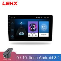 Car Radio 2 din 9/10 inch Android 8.1 universal Car android Multime Player GPS NAVIGATION WIFI Bluetooth MP5 Player Rear CAM