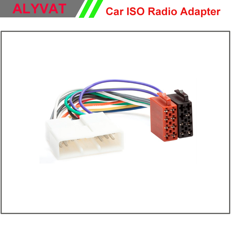 auto wiring harness connectors honda car stereo iso radio adapter    connector    for    honda    all model  car stereo iso radio adapter    connector    for    honda    all model