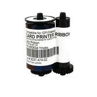 IDP Smart 650634 Color Compatible Ribbon - 250 prints for  IDP Smart-30S 30D 50S 50D 50L Card Printer