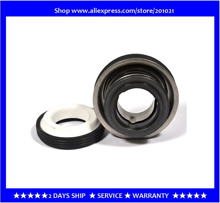 LX pump motor mechanical Seal Kit Fit TDA50 TDA100 TDA200 JA50 JA200 LP200 LP250 LP300 Pump cheap pump mechanical seal kit lx pump lp200 lp300 wp200 300 ja50 tda200 ea350 fittings fit lx pump shaft spanet davey qb spa