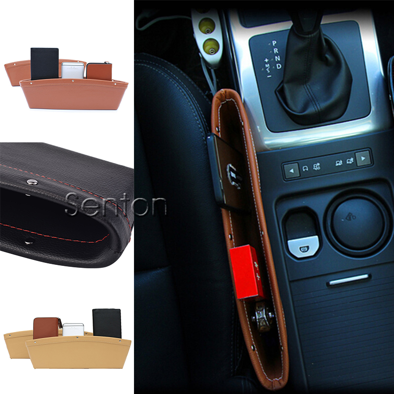 Car Styling Seat Pocket For Mazda 3 6 CX-5 Lada Granta Kalina Priora Niva Skoda Octavia 2 A7 A5 Fabia Rapid Superb Accessories 2017 luxury pu leather auto universal car seat cover automotive for car lada toyota mazda lada largus lifan 620 ix25