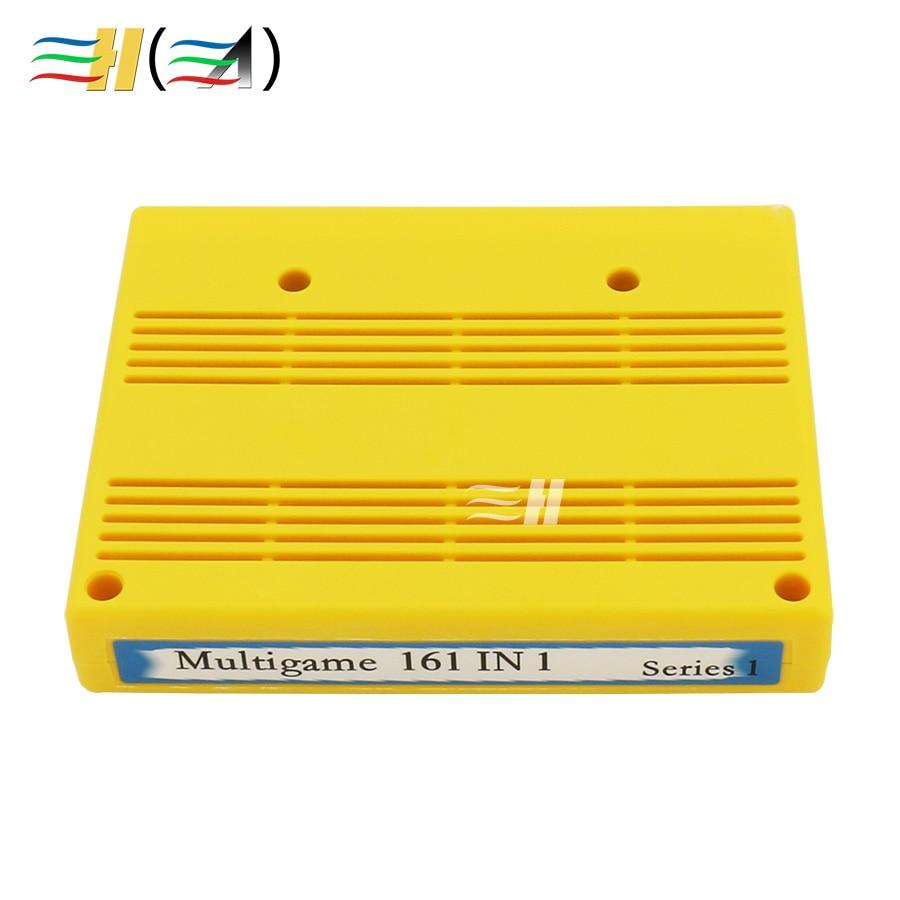 MVS Panier 161 dans 1 Cartouche Cassette Neo Geo mvs Jamma Multi Jeux panier Neo geo 161 dans 1 Cartouche pour Carte Mère