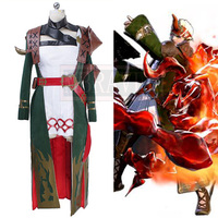 Final Fantasy 14 Summoner Cosplay Costume Tailor made Any Size