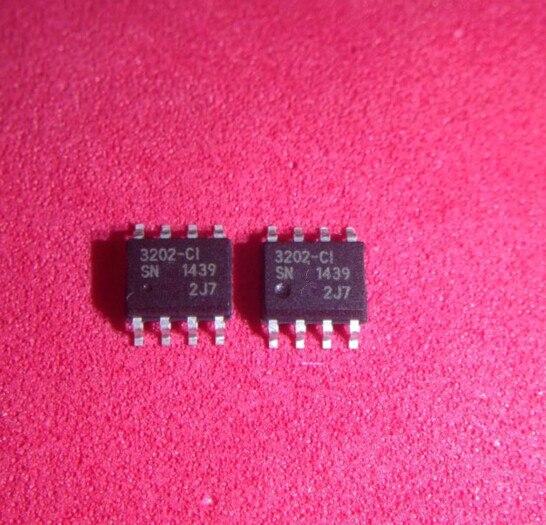 Free shipping 10pcs/lot MCP3202 CI/SN MCP3202 CI MCP3202