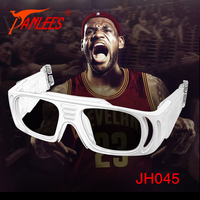 Hot Sales Panlees Anti Impact Basketball Goggles Basketball Dribbling Glasses Baseball Glasses For Ball Spors Free