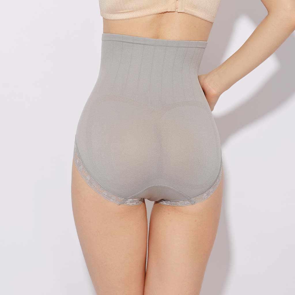 Ropa interior para mujeres embarazadas posparto moldeador de cuerpo ropa interior encaje abdomen maternidad moldeador de cuerpo cadera alta cintura belleza ropa interior