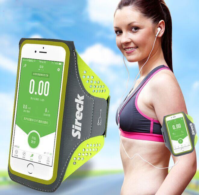 """Prix pour Sireck 2017 de Course Sacs Hommes Femmes 5.0 """"5.8"""" Écran tactile Téléphone portable Paquet Bras Équipement De Sport Jogging Exécuter Sac Accessoires"""