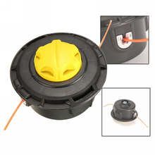 Mayitr New Trimmer Head For String Trimmer Replacement Bump Head Lawn Mower Parts Garden Tools