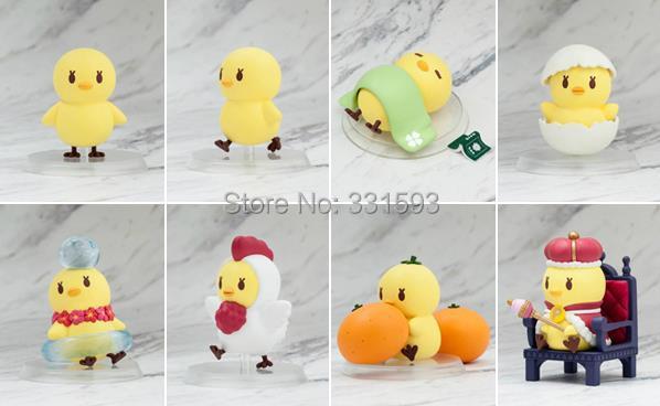 Online buy wholesale piyo piyo from china piyo piyo for Model chicken set