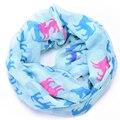 Чихуахуа шарф платки женщины собака печати bufandas mujer echarpes foulards роковая зима животных бесконечность шарфы 2015 mujer пончо