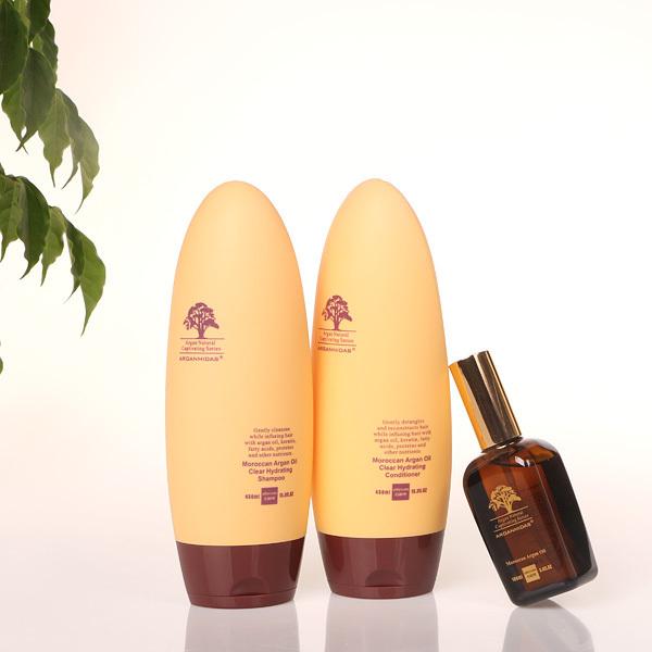 Arganmidas Marroquí ACEITE 3 unids/set navidad 450 ML champú 100 ml acondicionador Para El Cabello ACEITE de ARGÁN 450 ML mejor cabello salón de producto