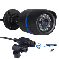 1280 720P 1MP ONVIF PoE Bullet IP Camera Outdoor Waterproof P2P IR Cut Filter Network Camera