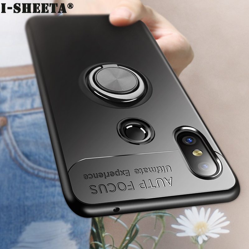Clothes, Shoes & Accessories Romantic Soft Tpu Silicone For Xiaomi Redmi Note 5 6 Pro S2 360 Magnetic Ring Back Case For Focophone F1 8 Lite Se Full Cover Slim Cases To Rank First Among Similar Products