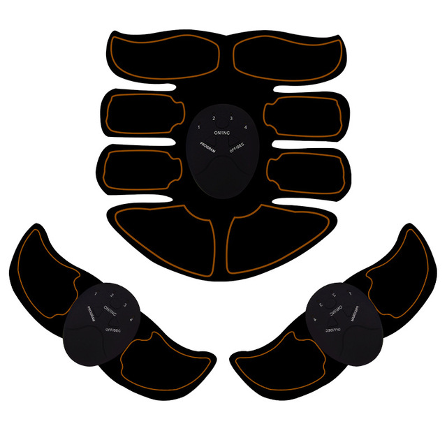 EMS Muscle Stimulator Abdominal Muscle Trainer