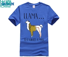 Freddie Mercury Llama Just Killed A Man Shirts