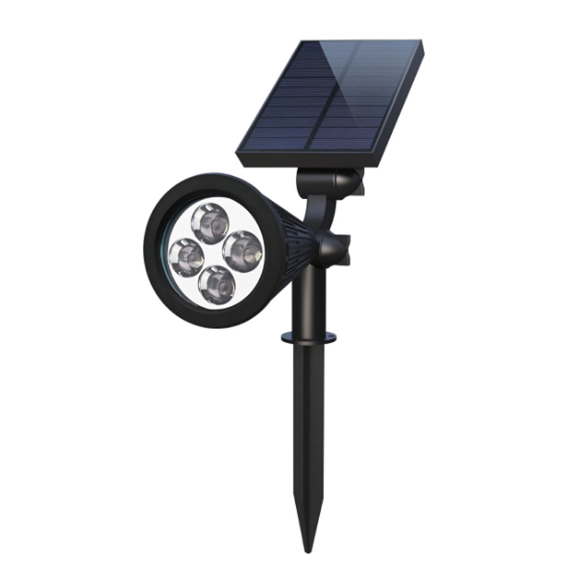 Outdoor Waterproof LED Solar Lamp Courtyard Garden Lawn Lights Solar Garden Decorative Dimmable Light Control Wall Solar lamp цена