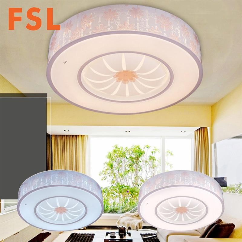 FSL 18W / 24W apaļas LED griestu gaisma, 3 režīmi, kas regulējami - Iekštelpu apgaismojums