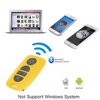 Bluetooth Multimedia Remote Music Control Camera Shutter For IOS And Android Smartphones Tablets IPhone Samsung Galaxy