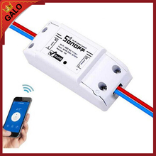WiFi Wireless Smart Switch Module ABS Shell Socket for DIY Home
