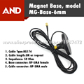 Hot Sale  Antenna Magnet Base,RP SAM Connector, RG174  3M cable