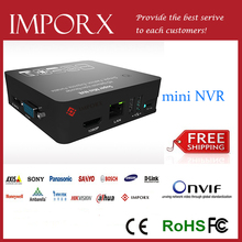 Cheap!!Onvif 15 multiple-languages audio input Network video recorder 8ch mini NVR for ip camera free shipping