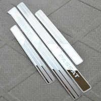Car accessories Stainless steel Door sill scuff plate covre For Volkswagen Passat B5 B6 B7 2011-2018