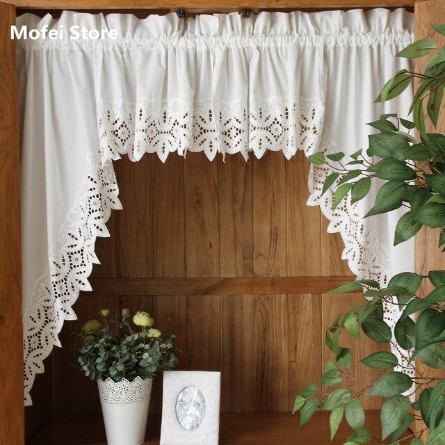 Kitchen Christmas Curtains Amazon Com: Aliexpress.com : Buy Roman Curtain Fashion Crochet White