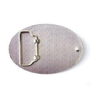 Image 5 - Cinturón de moda para hombre, cinturón estilo vaquero del oeste con logo de la bandera del estado de Texas, hebilla grande de metal negro, cinturones de cuero Pu para jeans