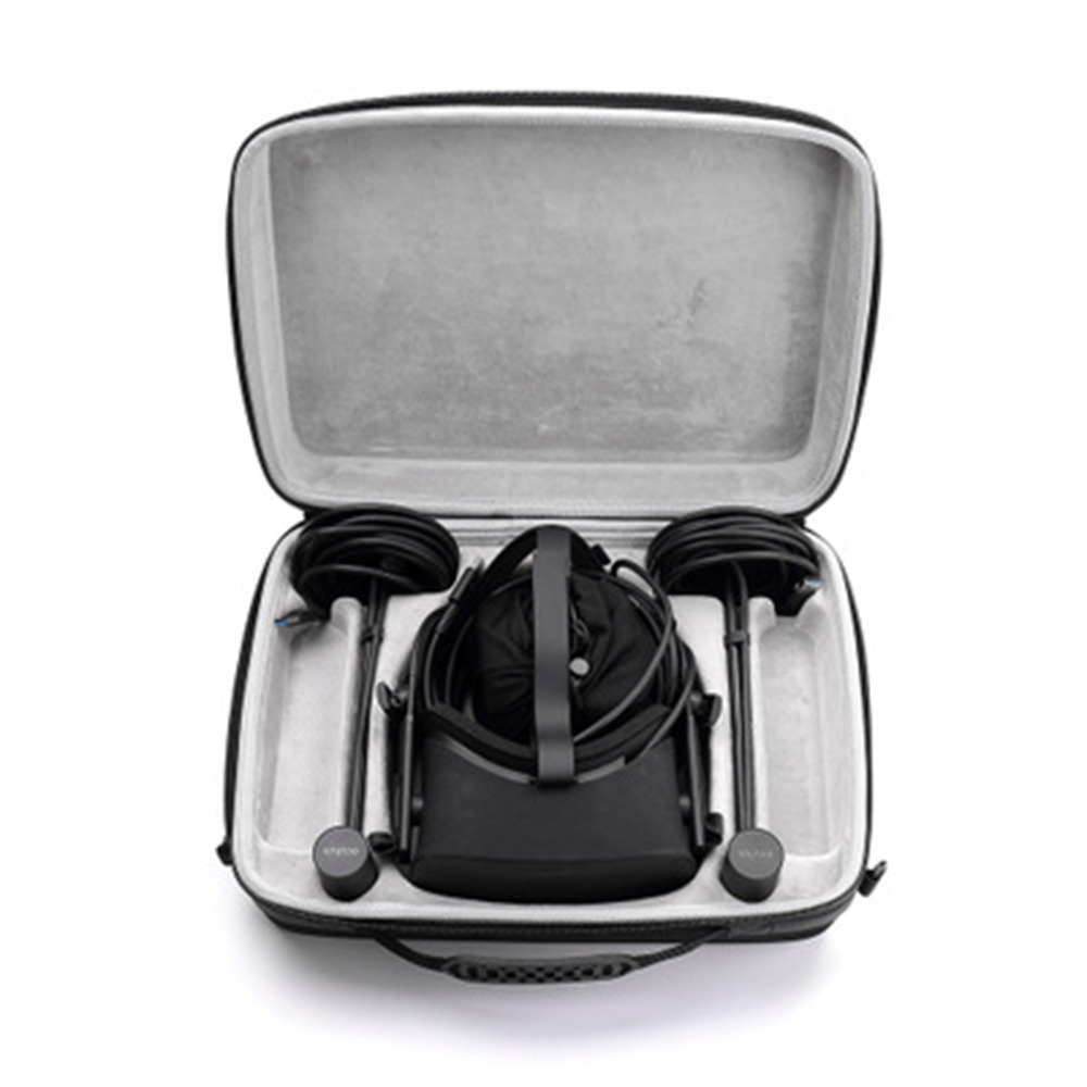 Waterproof Carry Case Handbag For Oculus Rift VR- Touch Virtual Reality System - Travel Storage Bag Pouch Sleeve Portable Case
