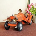 1215 antique vintage car model nostalgic iron