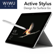 WIWU For surface GO/surface pro5 6 Flat stylus, new touch pen for Book Book2 Laptop high precision Pencil