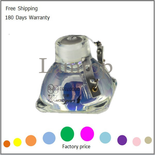 ФОТО Compatible bare projector bulb  /projector lamp  NP08LP  fit for NP43   free  shipping