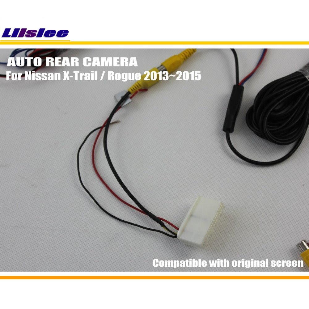 Schema Elettrico Nissan Qashqai : Liislee car rear view camera telecamera retromarcia per nissan