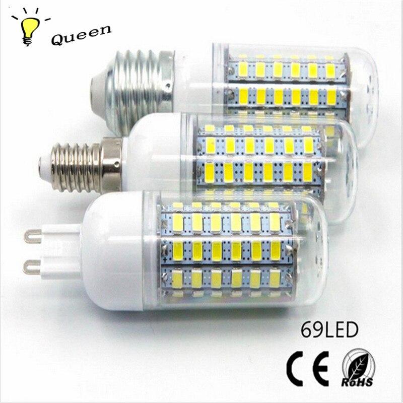 Led lamp bulb e27 bombillas led 20w smd 5730 lamp e14 - Led para casa ...