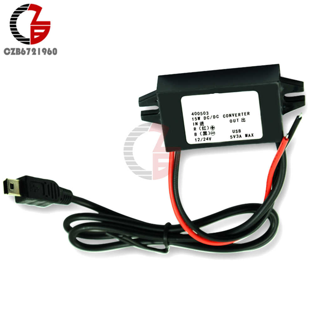 Detail Feedback Questions About Dual Usb Dc 12v To 5v 3a 15w Step 5vpowersupplywithovervoltageprotectionjpg Mini Converter Down Power Adapter