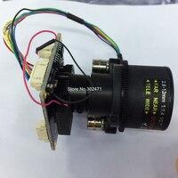 1080P AHD TVI CVI CVBS Motorized 2 8 12mm Zoom Auto Focal LENs 1 2 8
