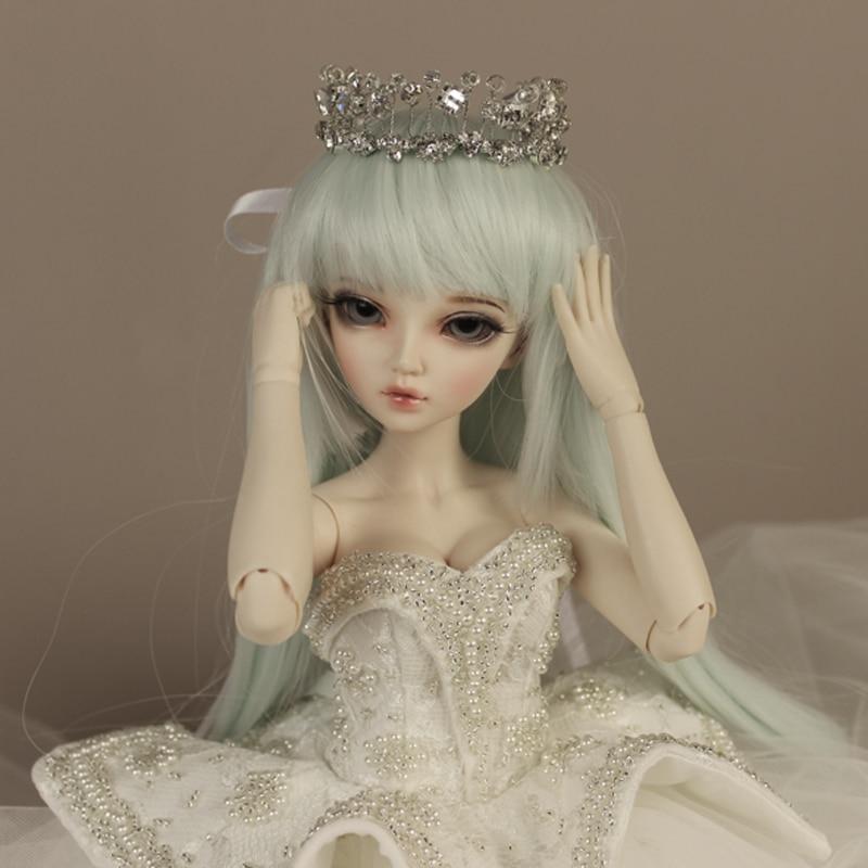 SuDoll Top quality 1/4 bjd girl resin doll 1/4 SD toy
